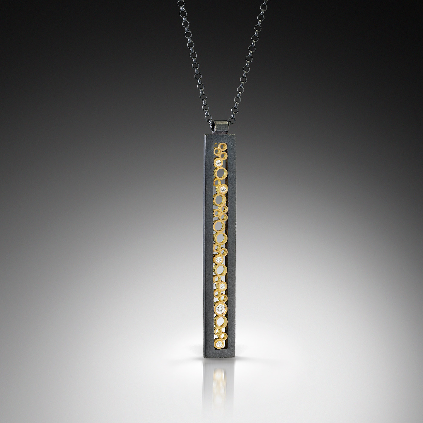 Cielo extra long rectangle pendant belle brooke designs mozeypictures Gallery